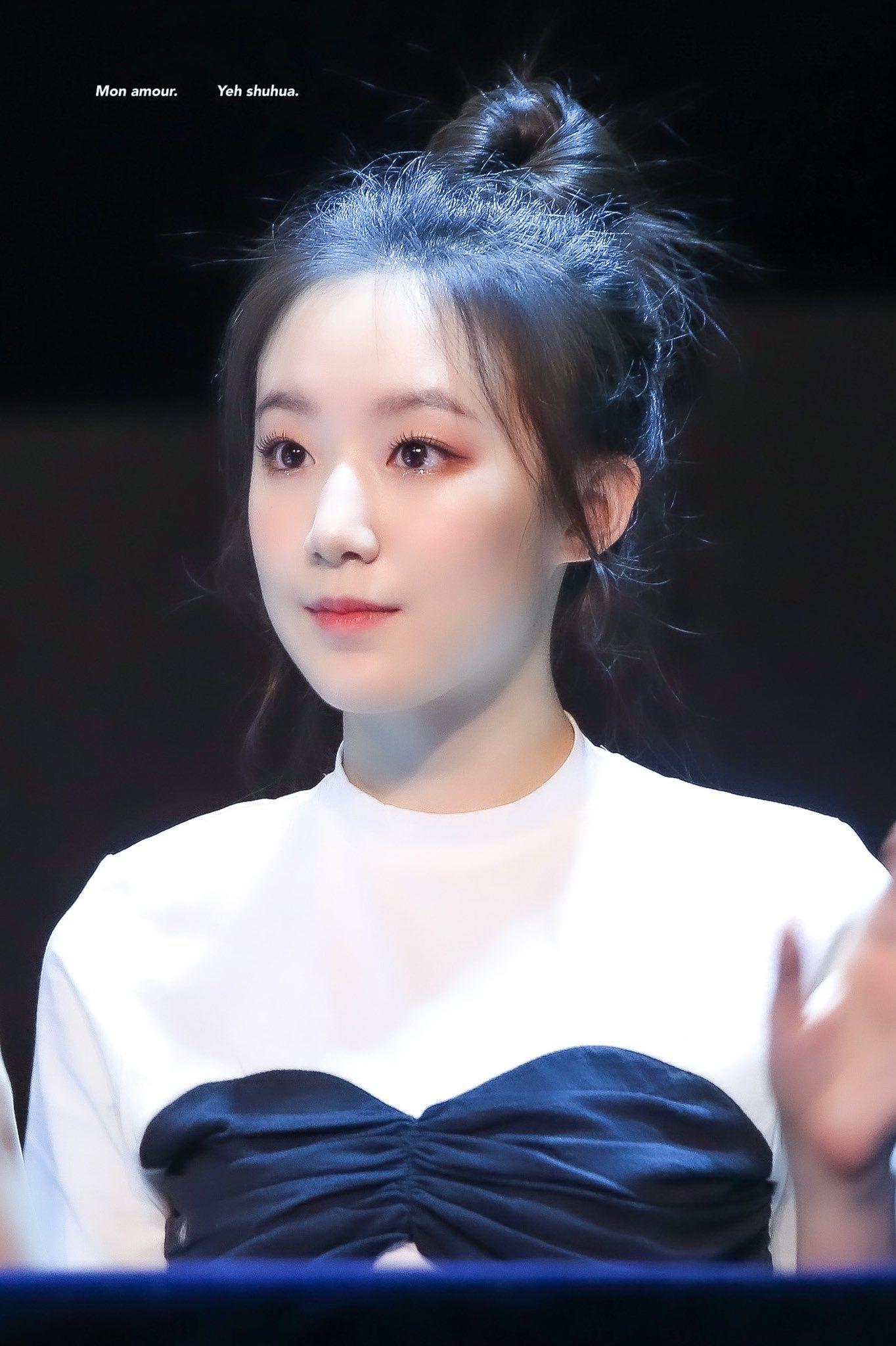 Shuhua Pics On Twitter Asian Beauty Kpop Girls Pics