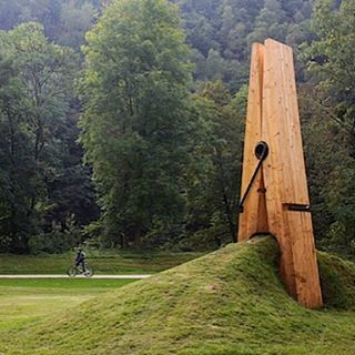 In Liege, Belgium, by Turkish artist Mehmet Ali Uysal.  Follow: @futbol451