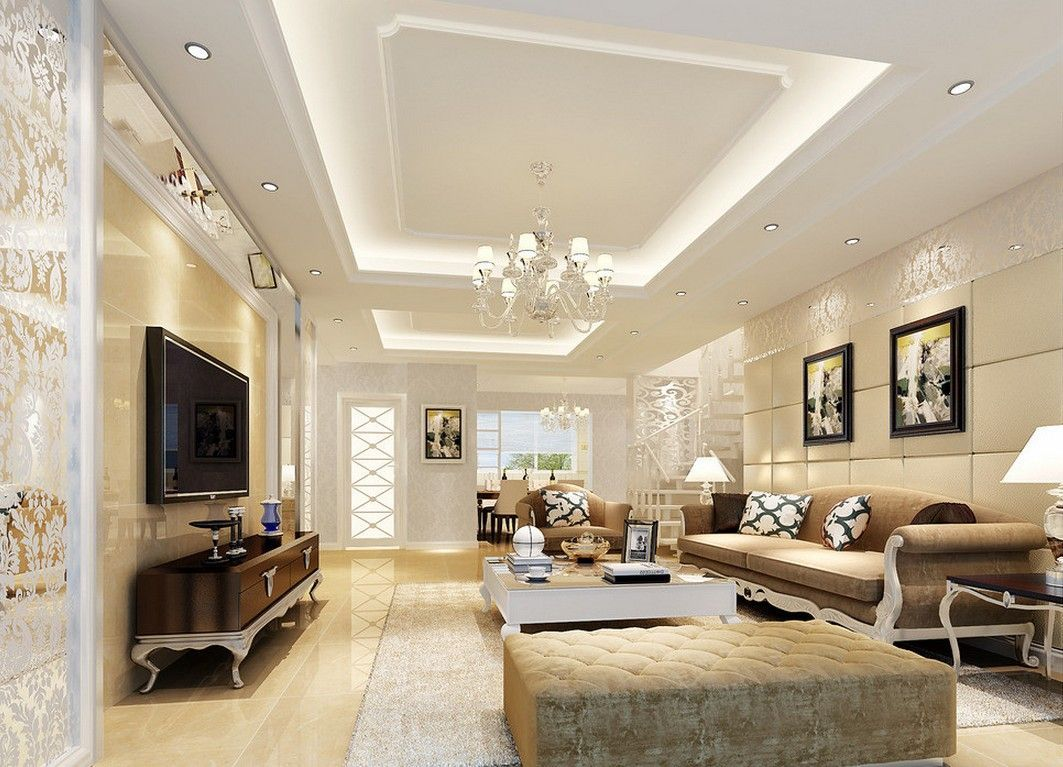 Master bedroom gypsum ceiling  Blindsiding Useful Tips False Ceiling Ideas Floors wooden false