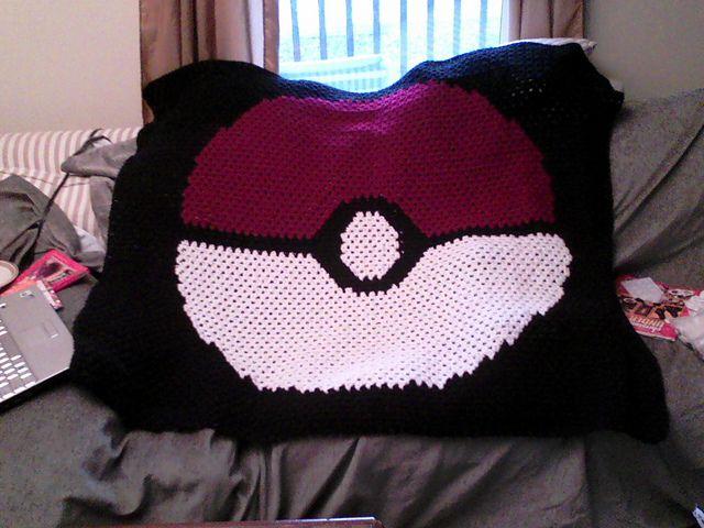 Ravelry: Pokeblanket (Pokemon Blanket) pattern by Trish Rice ...