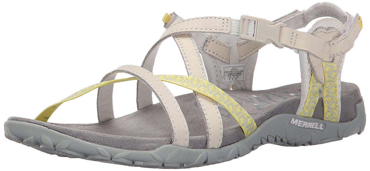 09158a2f0a2 Merrell Women s Terran Lattice II Sandal    Startling review available here    Hiking sandals