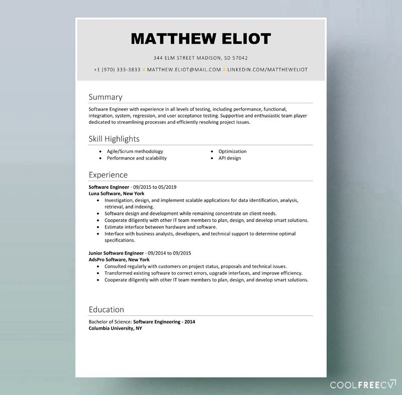 Resume Templates Examples Free Word Doc Resume Template Examples Free Resume Template Word Cv Template Word