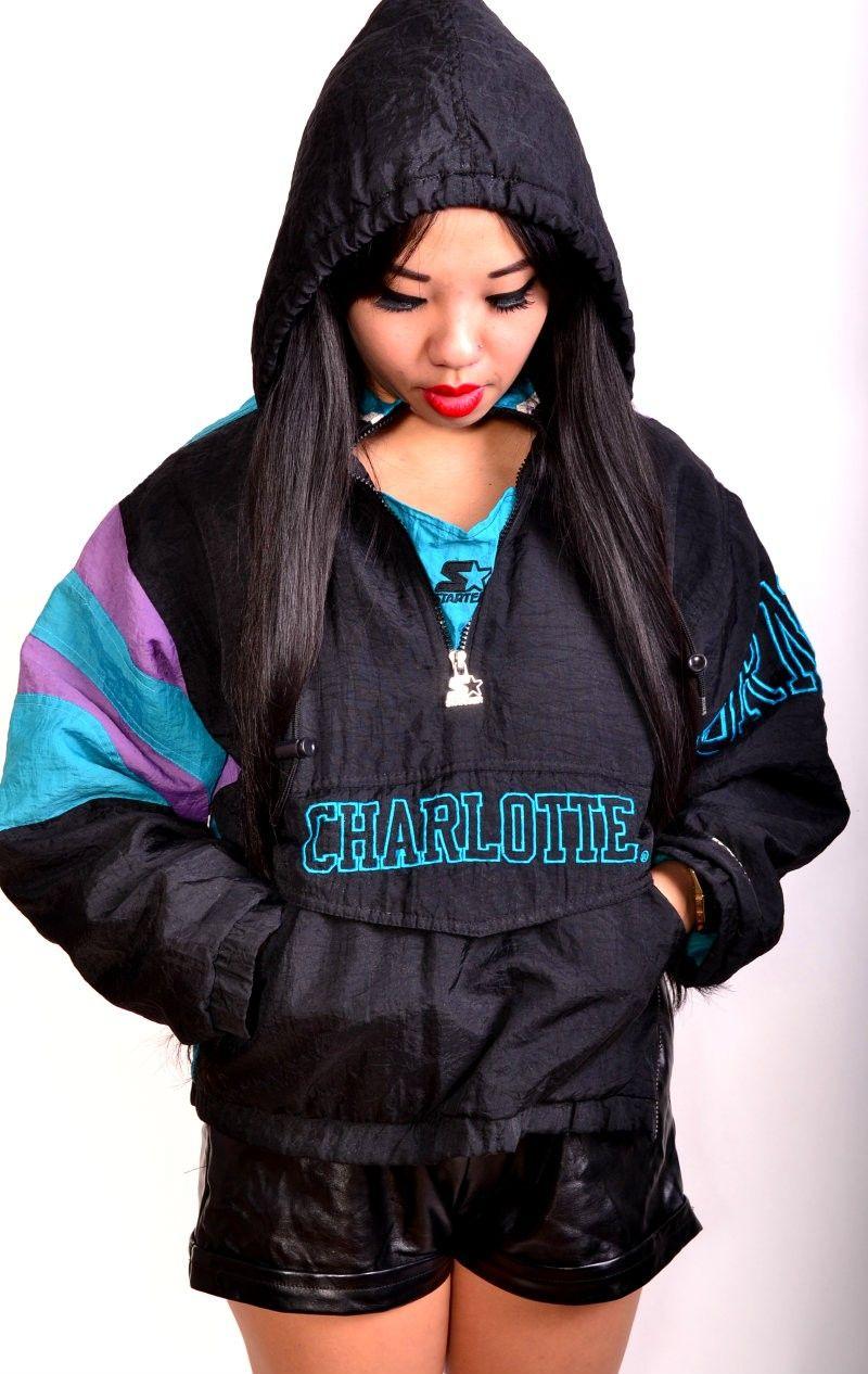 4a84d774144d Vintage Charlotte Hornets Starter Jacket.....loved my jacket ...
