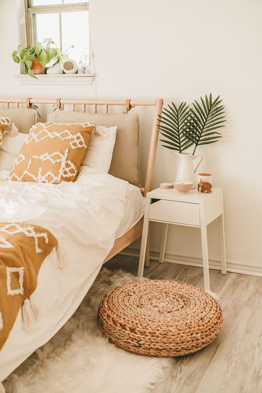 IKEA Bedroom Makeover For Under 600 Bedroom sets