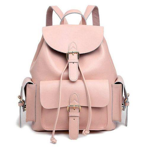 087642b752 Originale nouvelle sac à dos en cuir vintage authentique femme sacs d'école  [AL93006] - €61.80 : Towido.com, sac en cuir pas cher