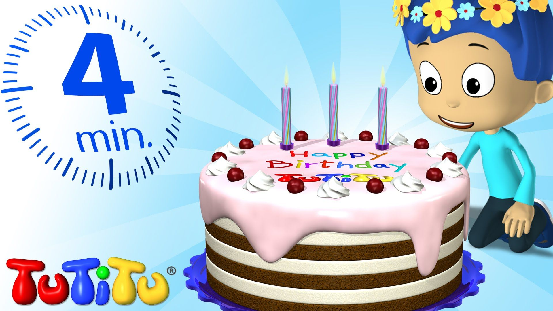 Fine It Will Be A Happy Birthday Indeed With Tutitus Special Video Funny Birthday Cards Online Alyptdamsfinfo