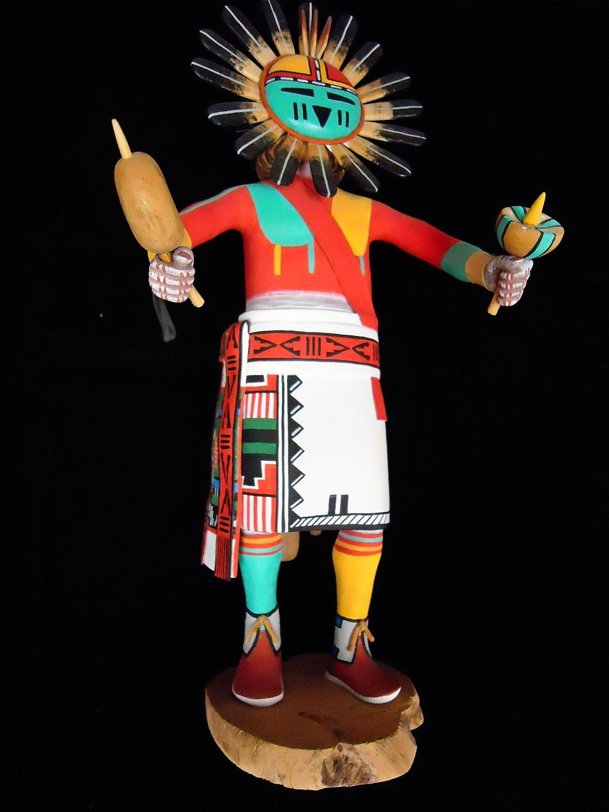 the red Kachina - Google Search   old   Pinterest   Sun, Search ...