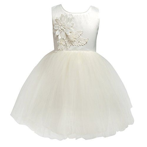 c8788865f645 Merry Day Flower Girl Party Dress - Merry Day Kids Toddler Tutu ...
