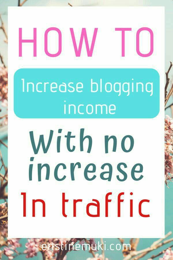 Blogging Advice, Earn Money Blogging