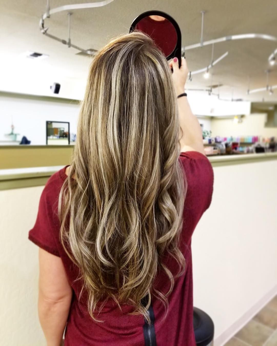 Serving Some Looks Hairgoals Hairextensions Hairsalon