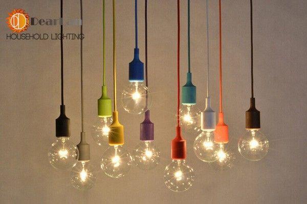 moderne glühbirnen lampen