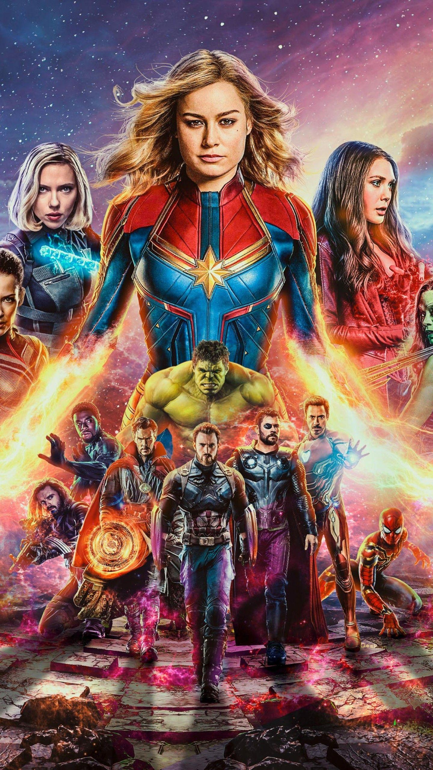 Download Hd Wallpapers Follow Wallpaper Hook To Download Avengers Avengers Endgame Marvel Marvel Cinematic Universe Movies Marvel Thor Marvel Wallpaper