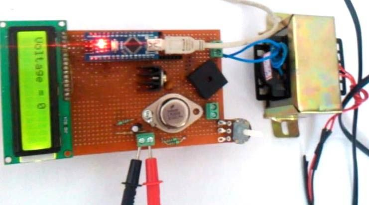 0 24v 3a variable dc power supply using lm338 arduino projects in0 24v 3a variable dc power supply using lm338