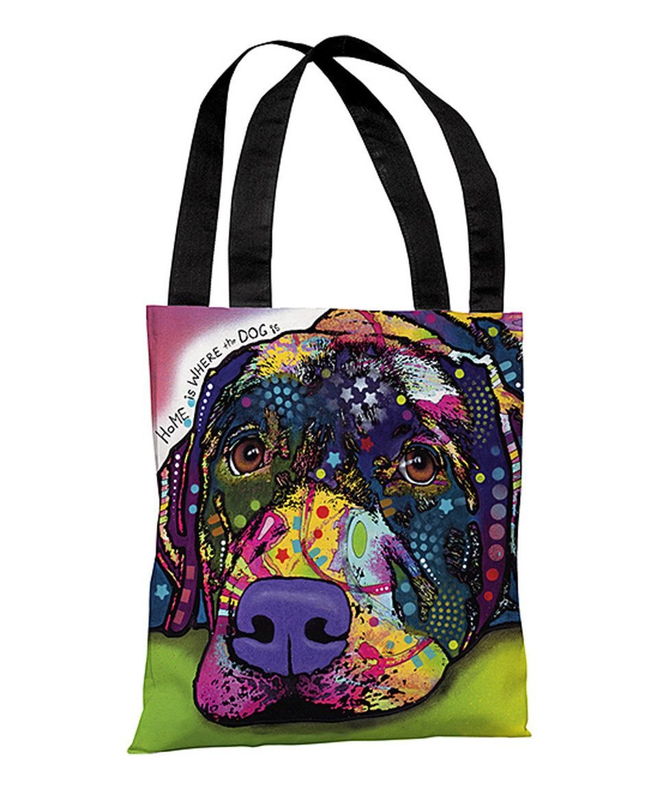 Loving this uhome is where the dog isu tote on zulily zulilyfinds