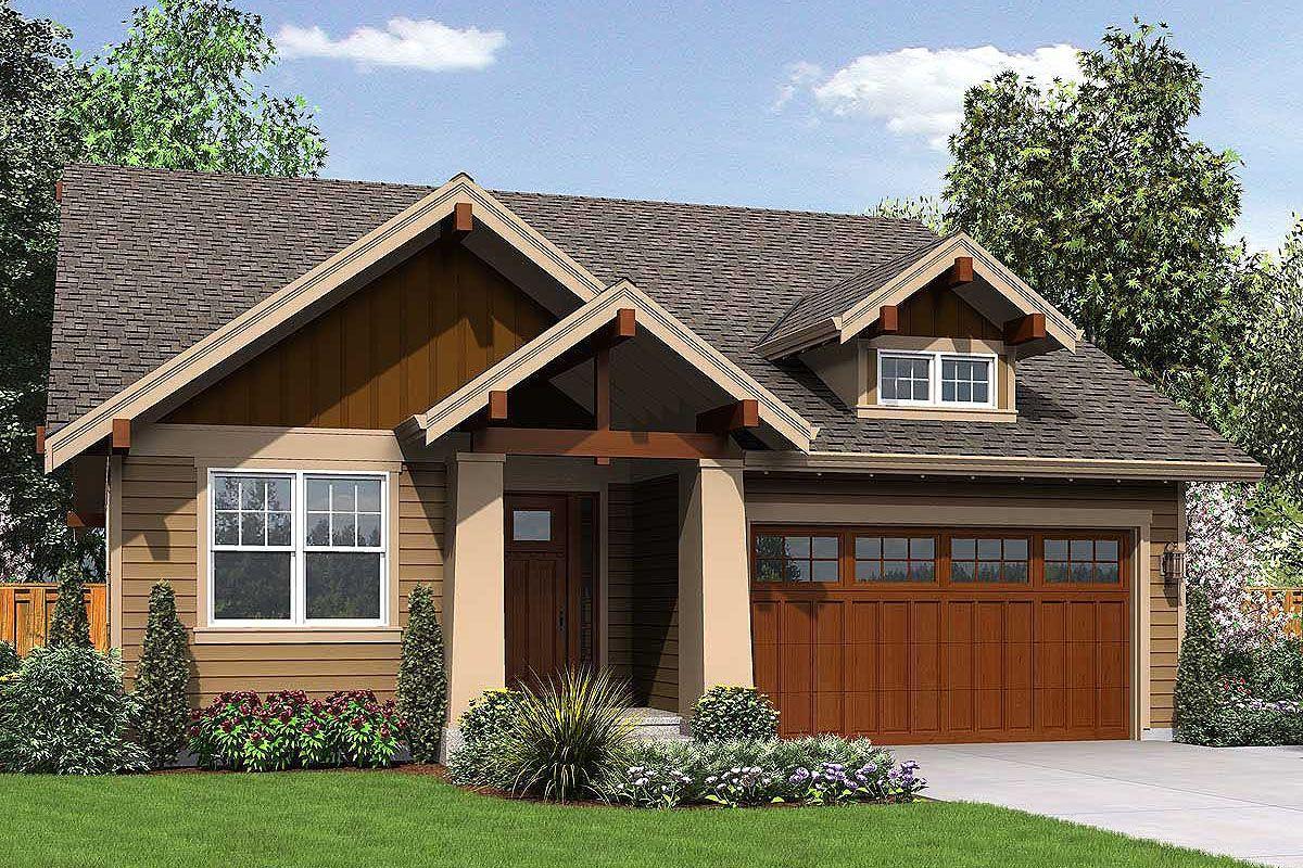 Plan 69554am 3 Bedroom Craftsman Ranch Home Plan Ranch House Plans Craftsman Ranch Craftsman House Plans