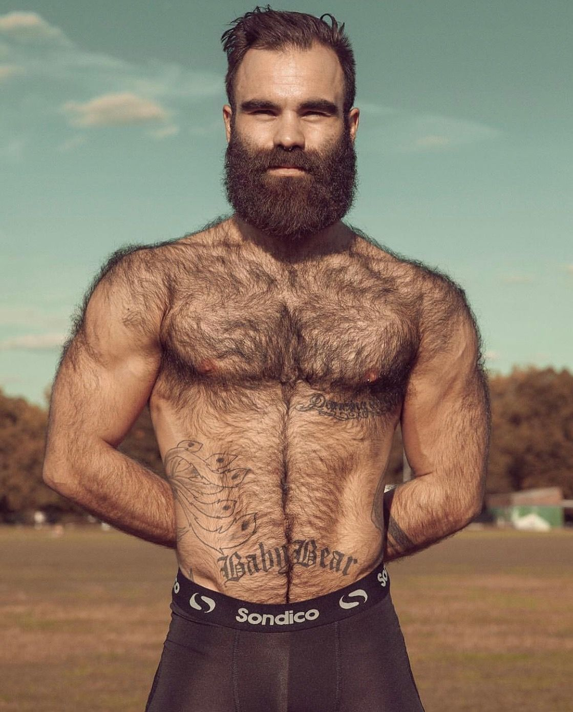 Pin on a hairy perfect body