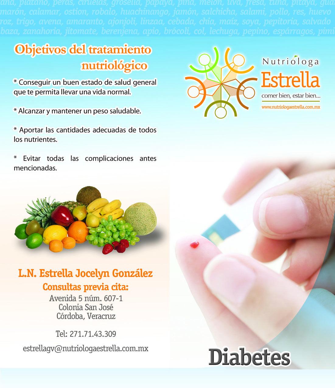 Objetivos del tratamiento nutriólogo