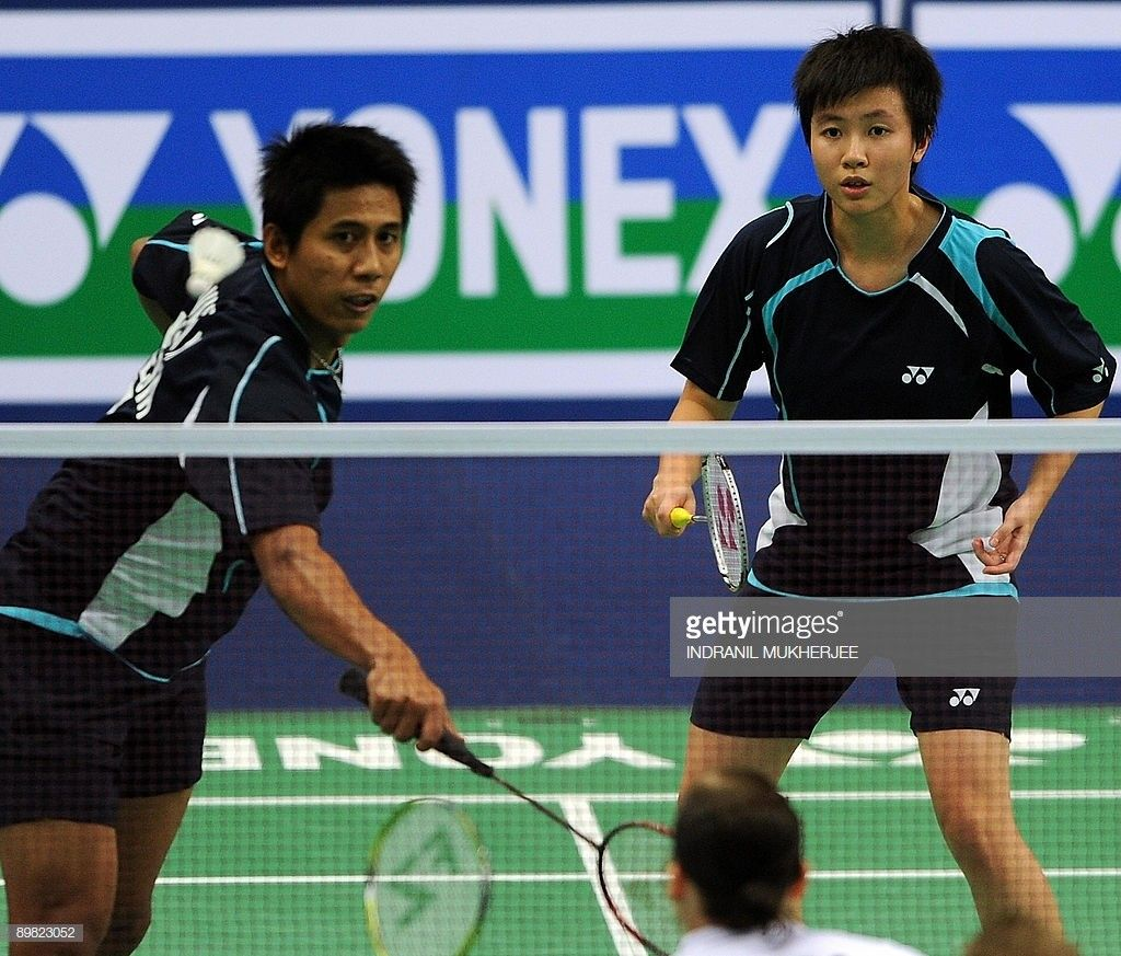 Pin oleh Badminton Collection di Memorable Players