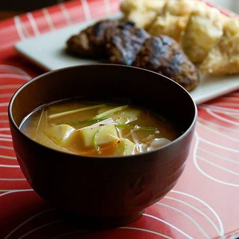 Resep Doenjang Jjigae Sup Fermentasi Kacang Kedelai Oleh Rian Handayani Resep Fermentasi Resep Masakan Asia Resep