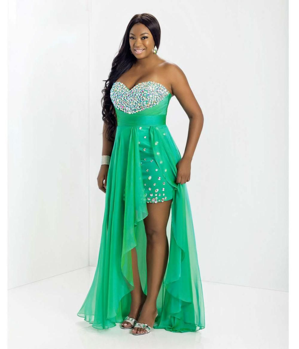 cheap plus size prom dresses | Prom and wedding | Pinterest | Prom ...