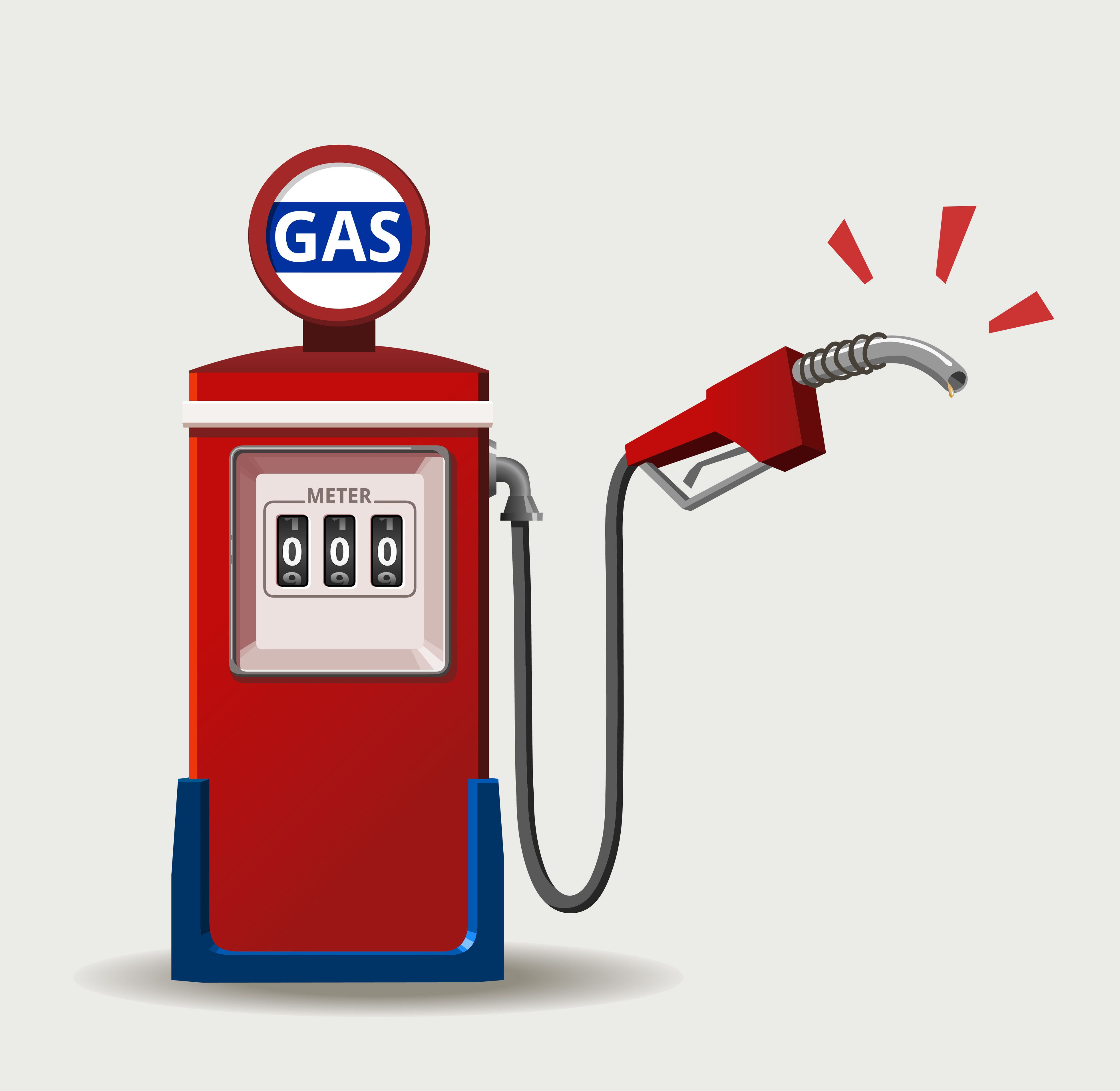 Gas Pump Icon Png By g...
