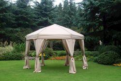 189 00 Hexagon Gazebo Gazebo Replacement Canopy Gazebo