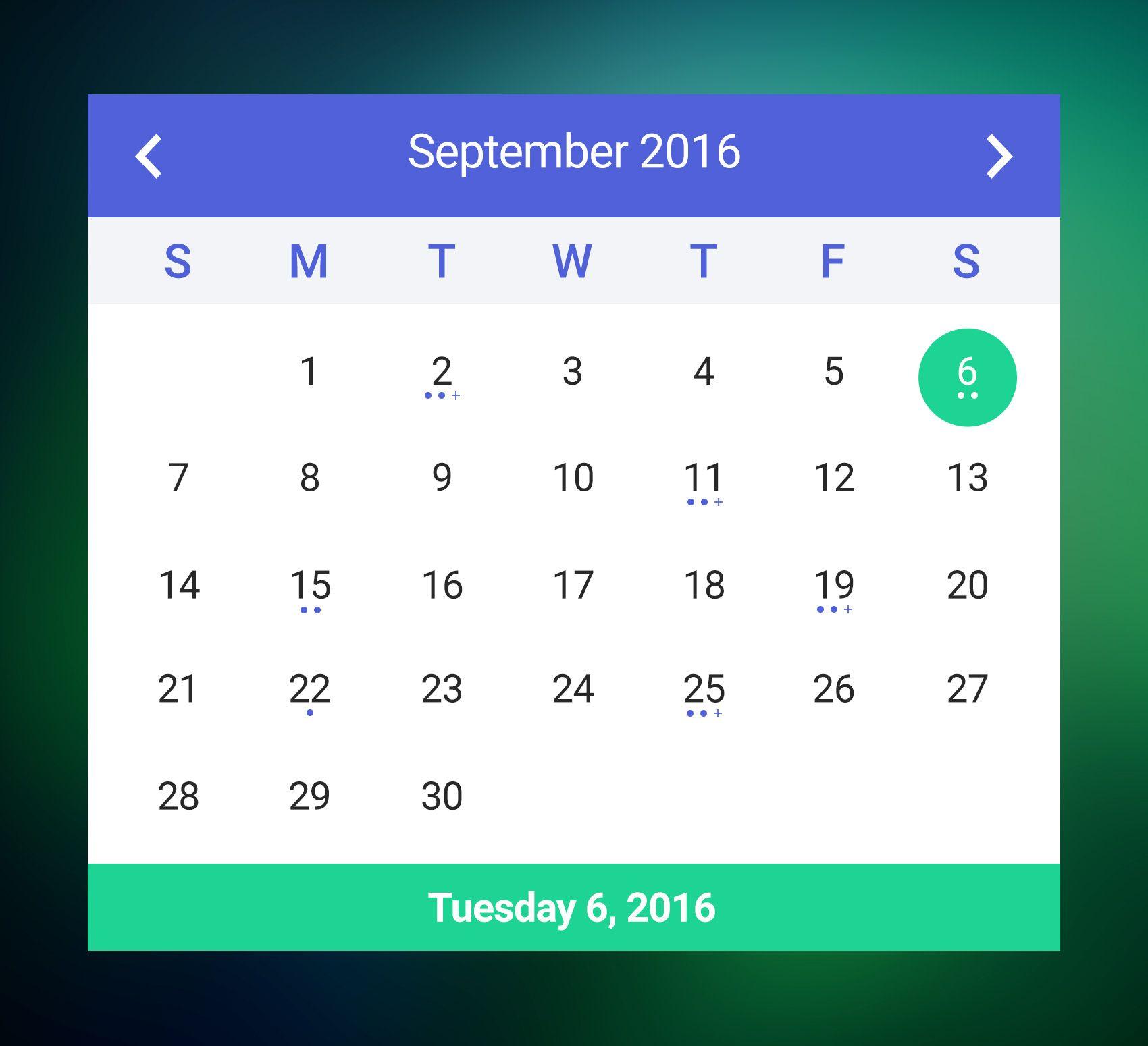 Freebie Psd Calendar Widget Calendar Widget Widget Widget Design