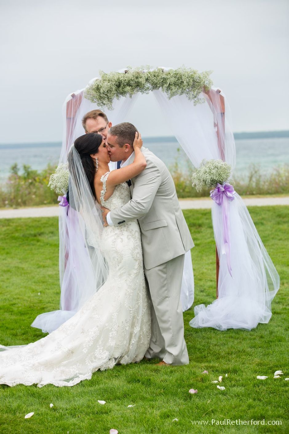 Mackinac Island Wedding Mission Point Resort With Paul Retherford Photography