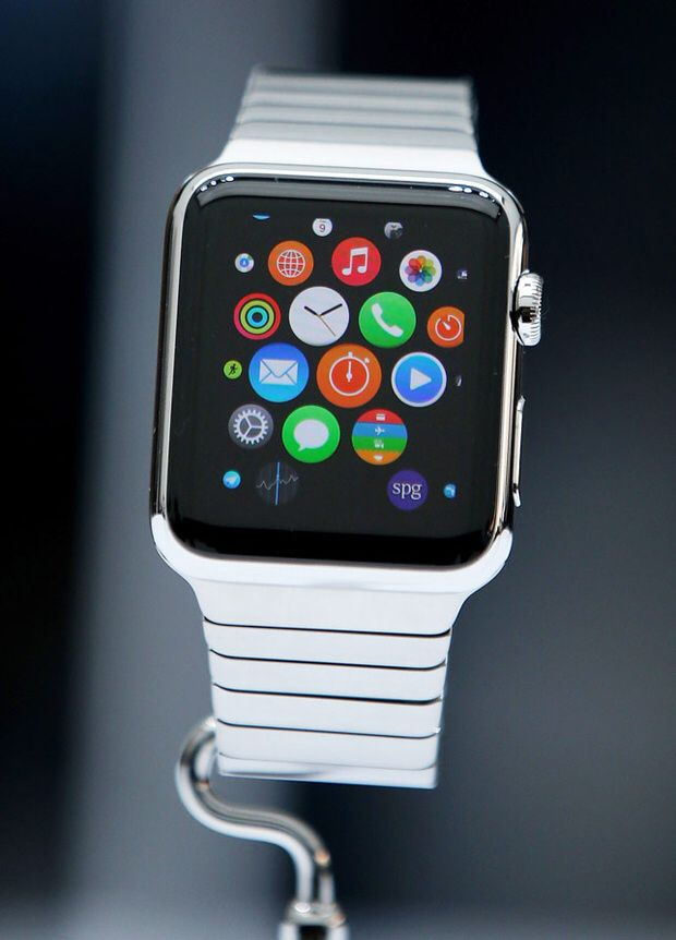 The ONE! Coming to my left wrist this April! APPLE WATCH