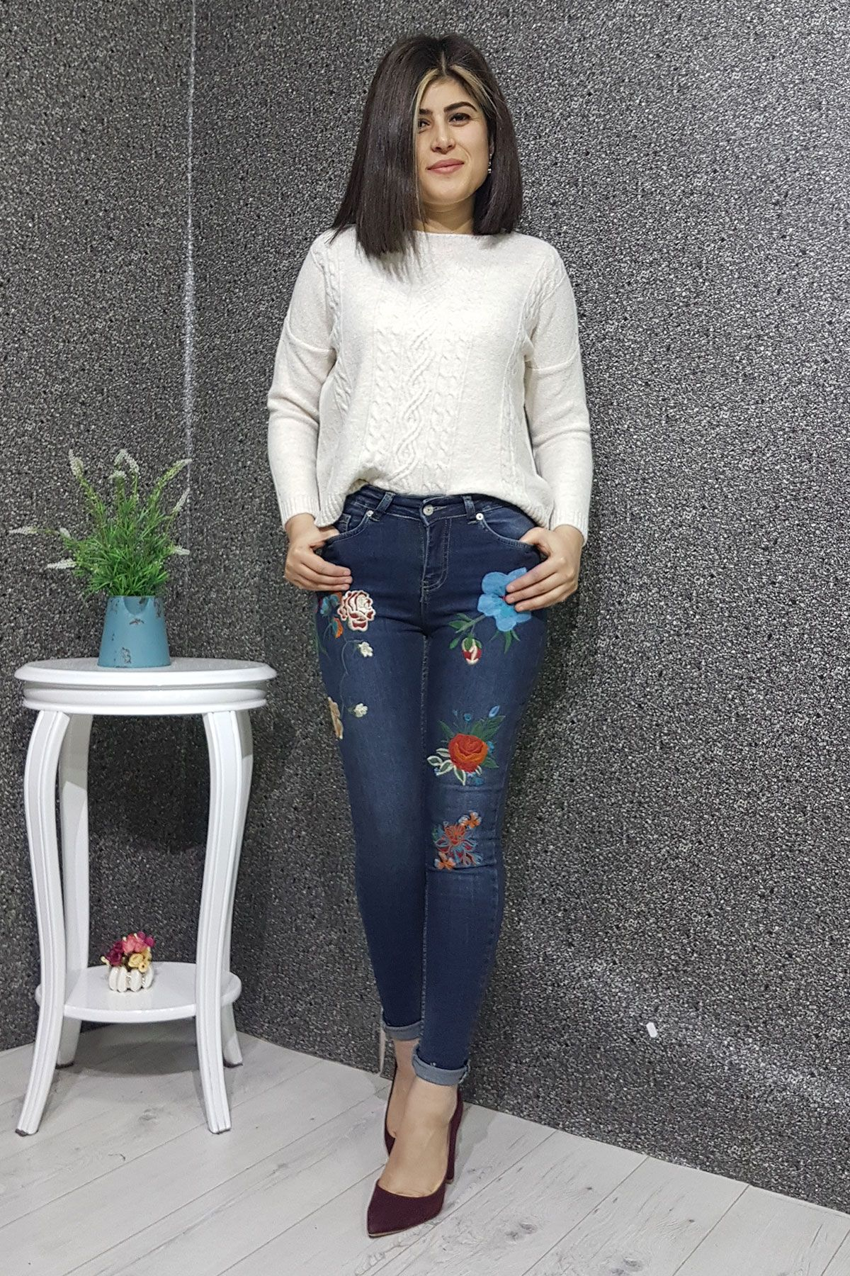 Diy Refashion Jeans More Panosundaki Pin