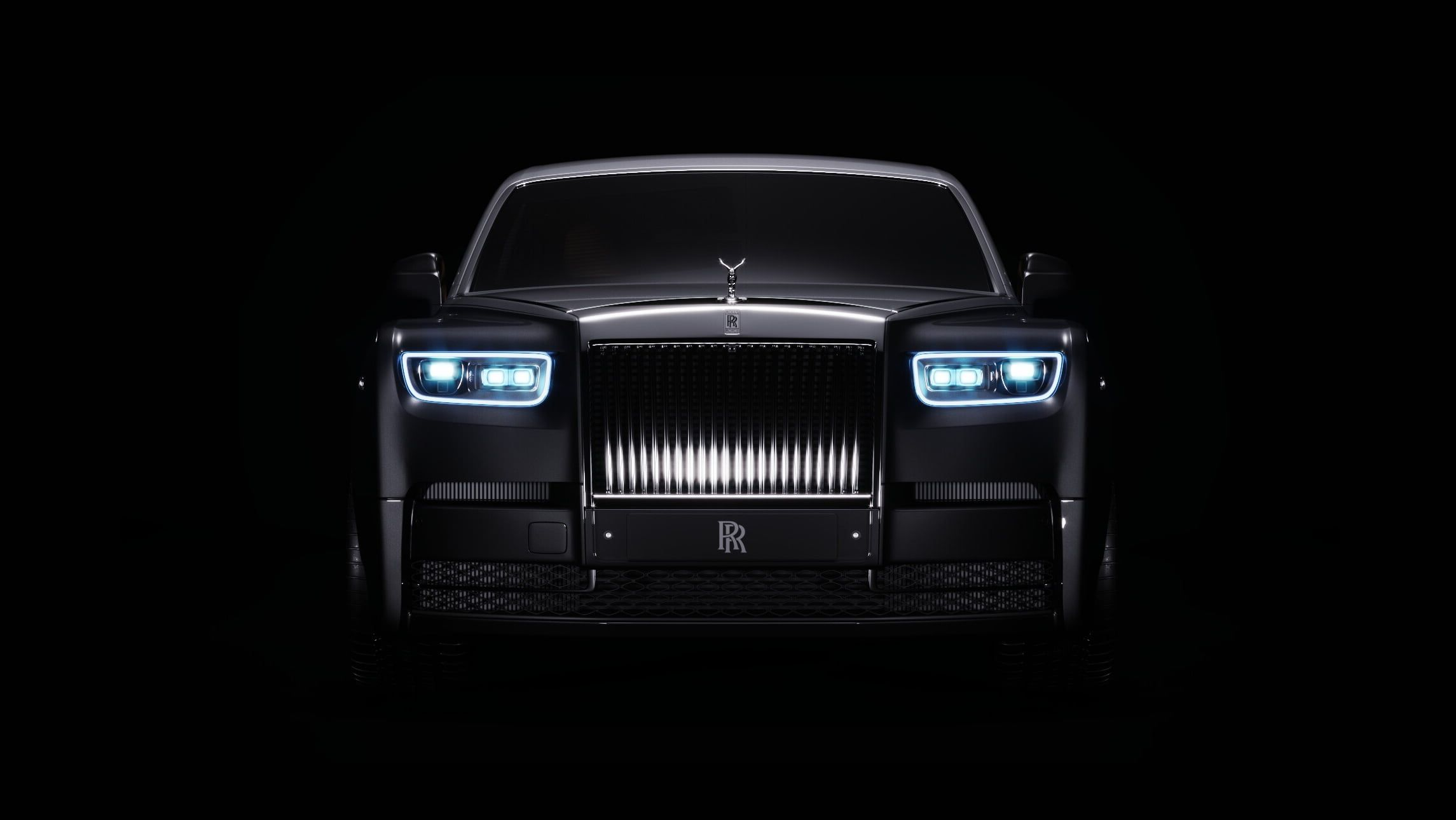 Car Rolls Royce Rolls Royce Phantom Black Cars Vehicle Simple Background 1080p Wallpaper Hdwallpaper Desktop Rolls Royce Phantom Rolls Royce Black Car