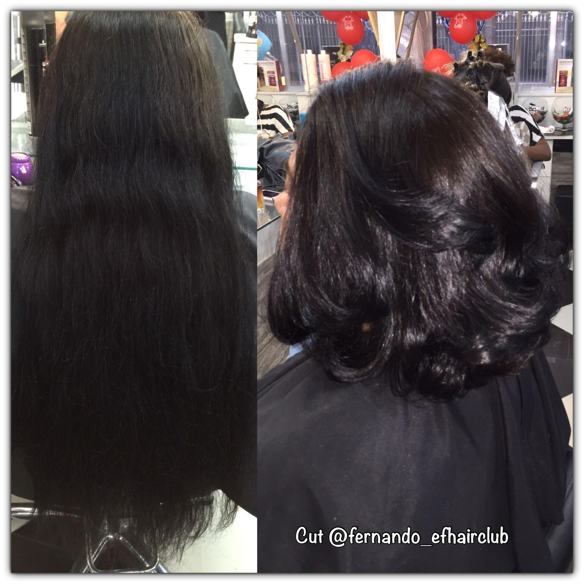 Doou o #cabelo e ainda saiu de Visual Novo! ✂️  #EFHairClub #DeusNaFrente  #TesouraAbençoada #Tesoura #Corte #CorteFeminino #CorteModerno #UpNoVisual #AquiNoSalao #CabelosPoderosos  #Tratamento  #Tijuca  #Blogger #Bloggueira   #CabeloTop  #CabeloDivo   #Cabelos #Divas
