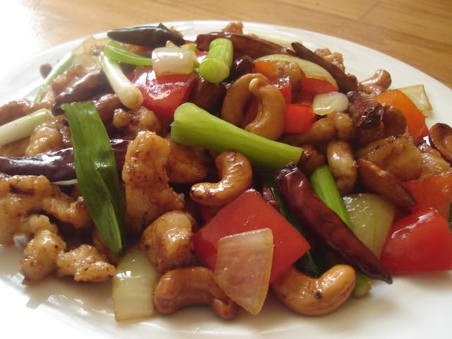 Thai chinese healthy cooking thai food recipes thai chinese healthy cooking thai food recipes stir fried chicken with cashew nuts forumfinder Images
