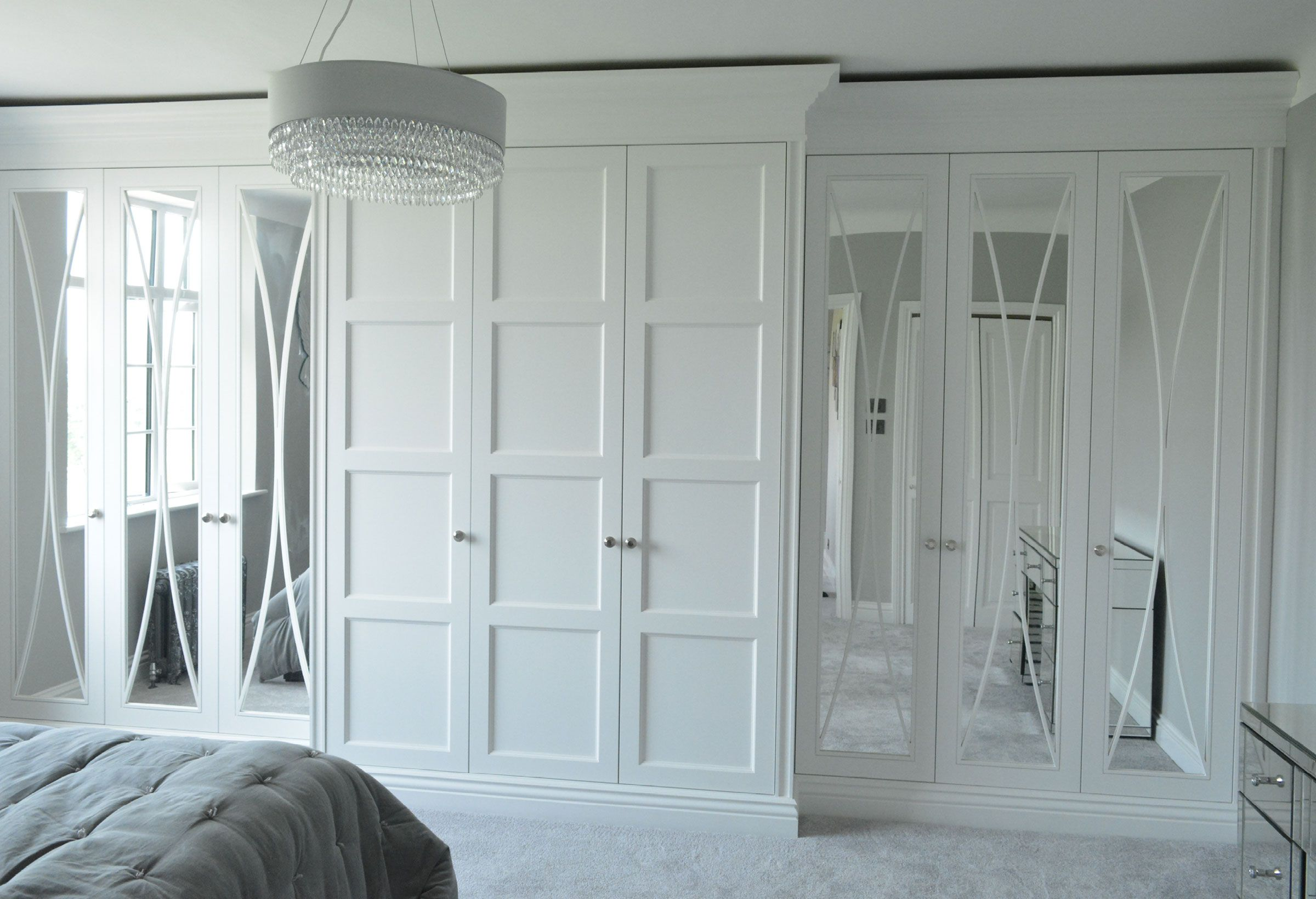 Hampton Fitted Wardrobes - Bespoke Hampton Design Wardrobe