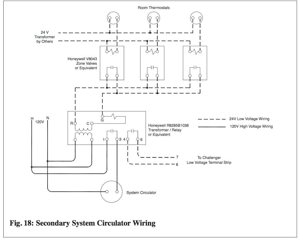 Wiring Diagram For 2 Zone Heating System