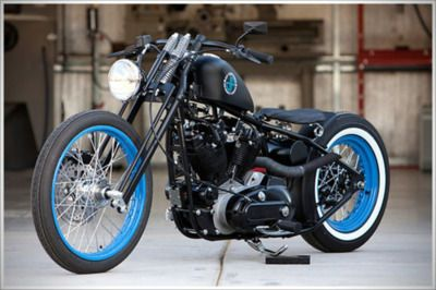 Seventy Three Harley Ironhead