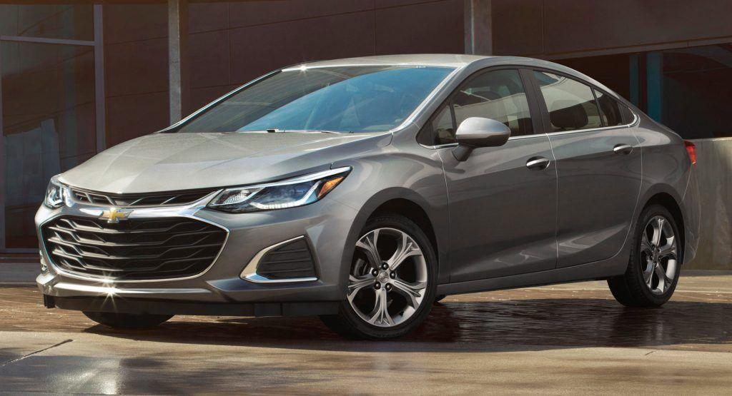 Chevrolet Builds Last Cruze In Ohio Abandons Compact Sedan