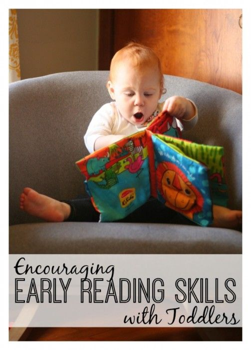 Encouraging Early Reading Skills With Toddlers Melissa Doug Blog Early Reading Early Reading Skills Toddler Activities