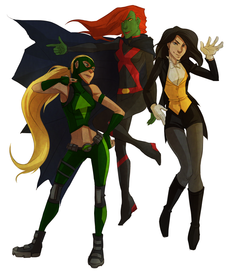 Is Teh Lurvz Sam Deviantart Young Justice Characters Young Justice Young Justice League