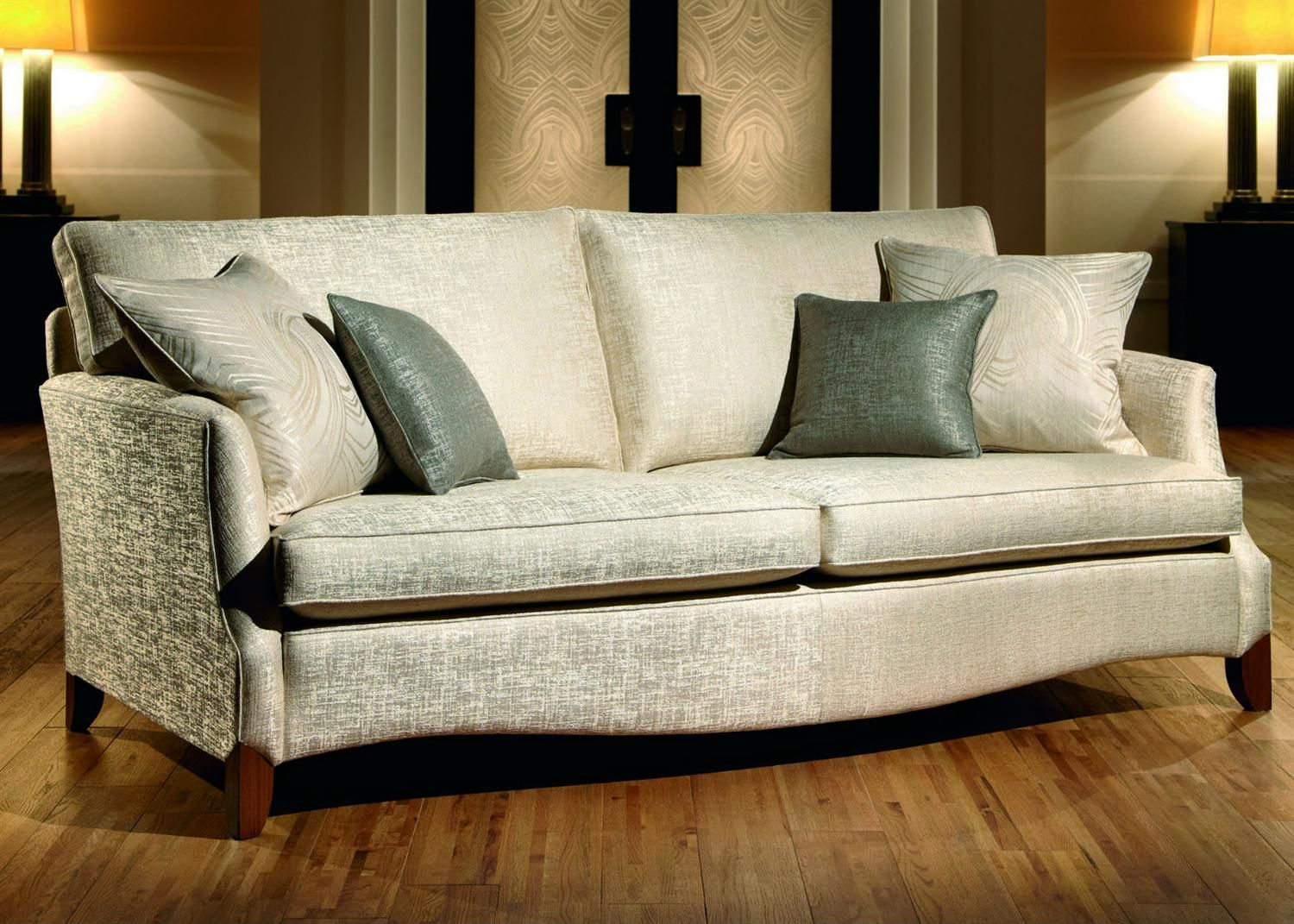 domus sutherland sofa collection from george tannahill & sons