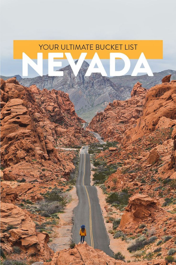 101 Things to Do in Nevada Bucket List » Local Adv