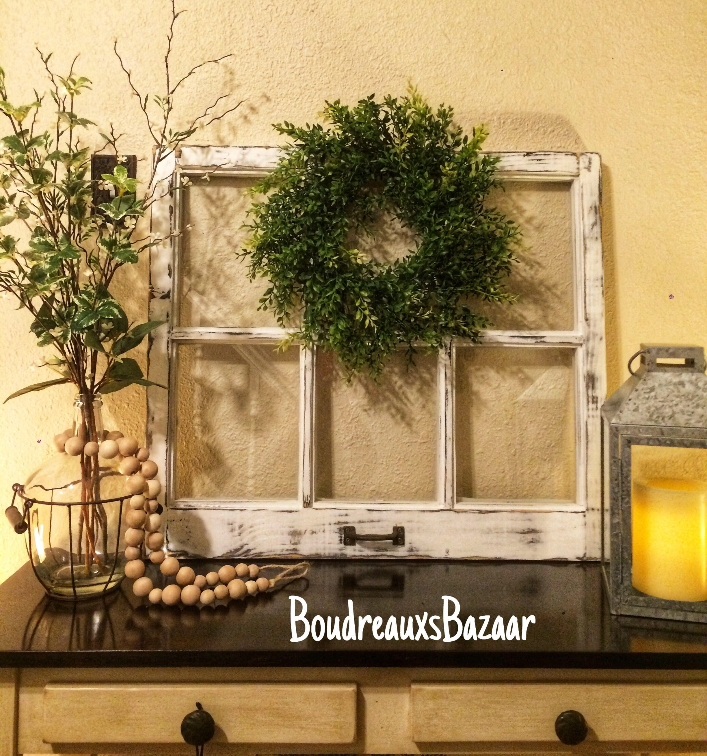 Customer Favorite This Is The Item We Sell The Very Most Of See What The Fuss Is About Etsy Shop Vintage Farmhouse Windows Rustic Window Vintage Windows
