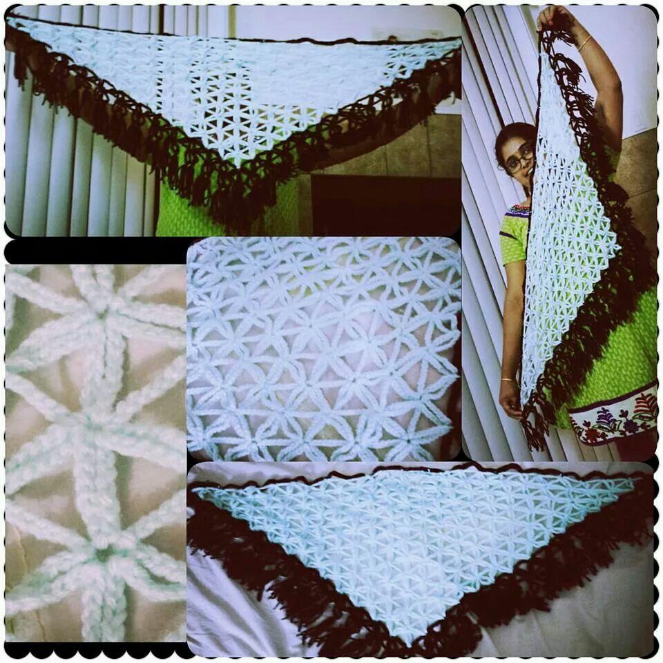 A shawl :)