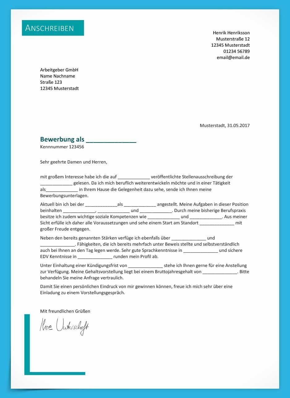 Bewerbung Vorlage D In 2020 Bewerbung Lebenslauf Vorlage Bewerbung Anschreiben Vorlage