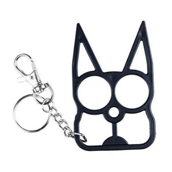 Cat Shaped SelfDefense Keychain Cat self defense