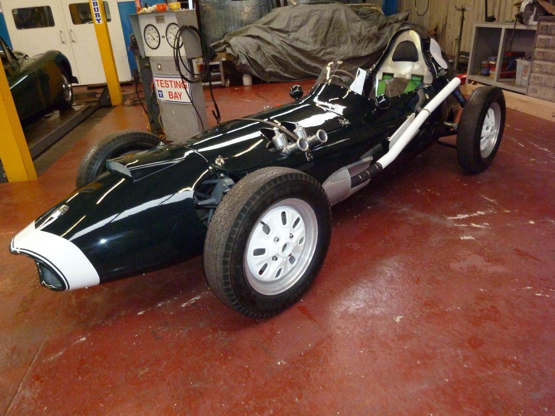 Stanguellini Formula Junior Race Car | formula junior | Pinterest ...