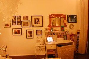 Bedroom & craft space