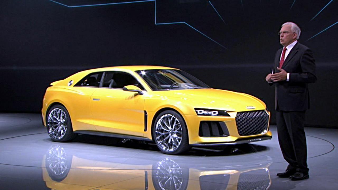 audi cars who makes them