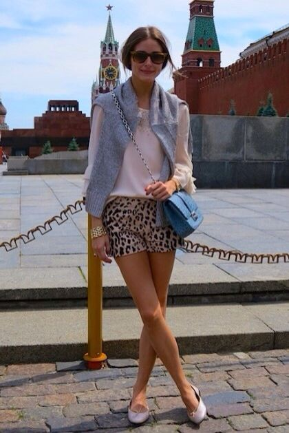 851f786c0a40 Olivia in Red Square wearing an outfit by Tibi