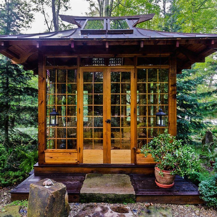 50 Easy Diy Japanese Garden Ideas You Can Create To Accent Your Landscape Japanese Garden Designs Design No Japanese Garden Japanese Tea House Japan Garden